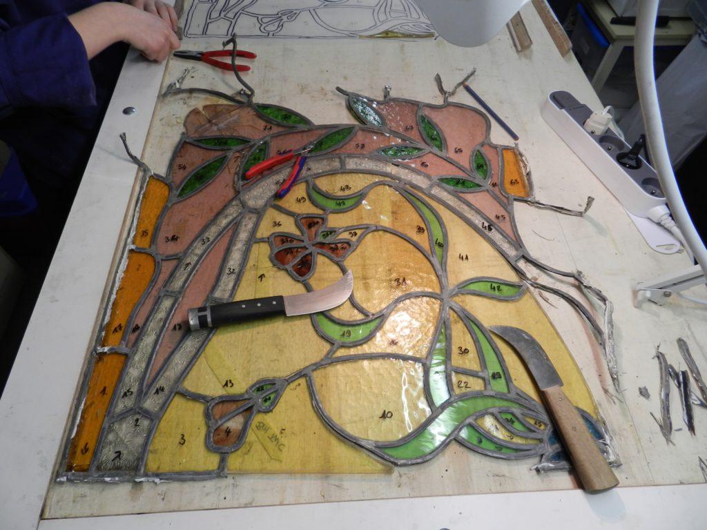 repareren loodglas
