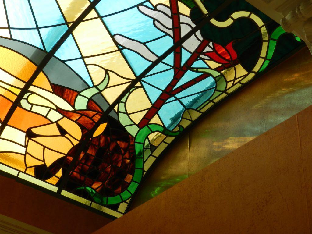 maken glasraam