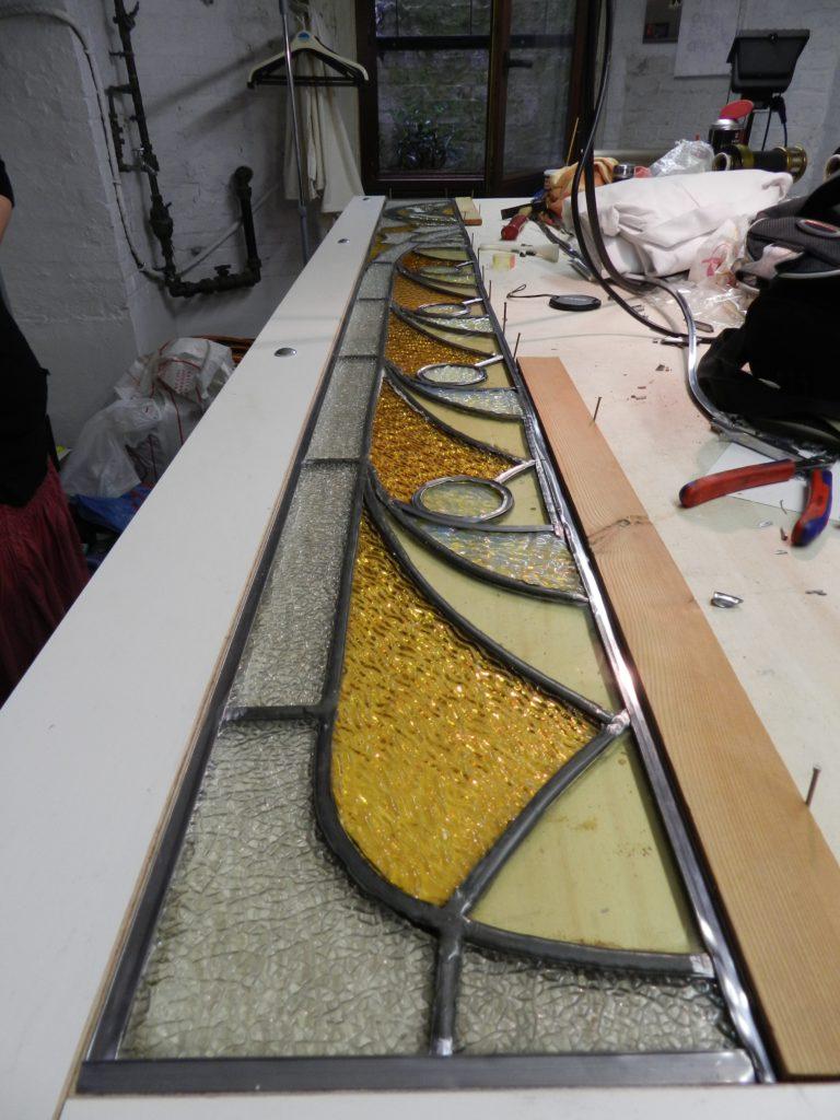 reparatie loodglas