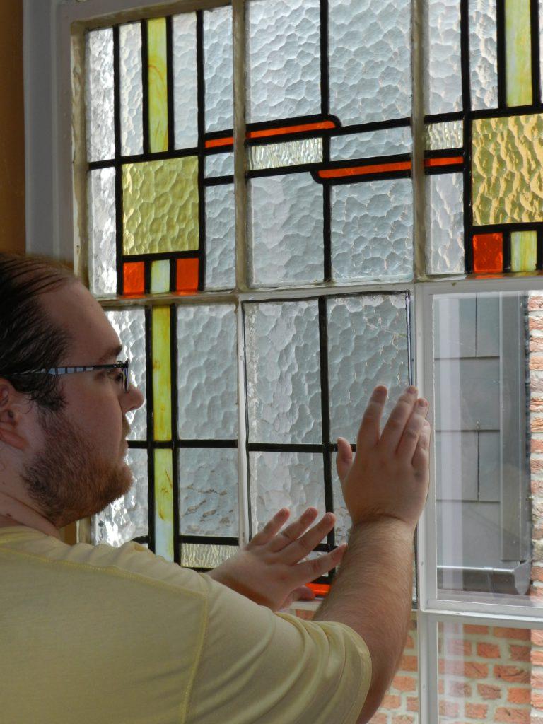herstellen glas-in-lood