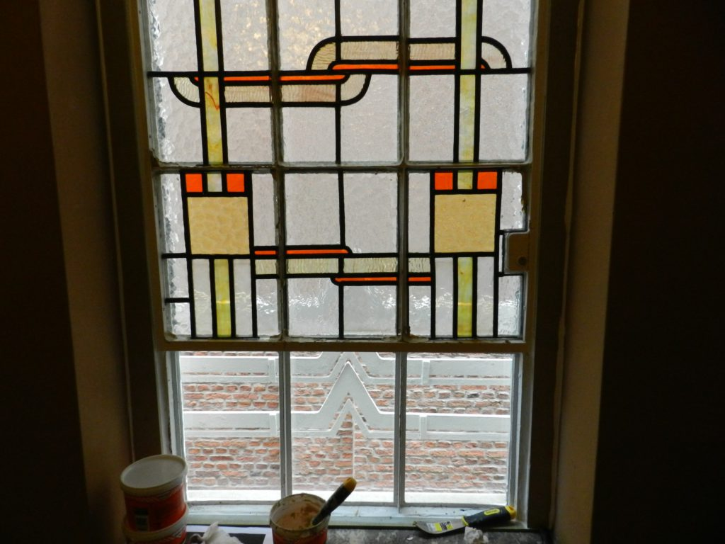 repareren glas-in-lood