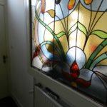 herstellen glasraam