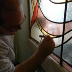 maken van glasramen