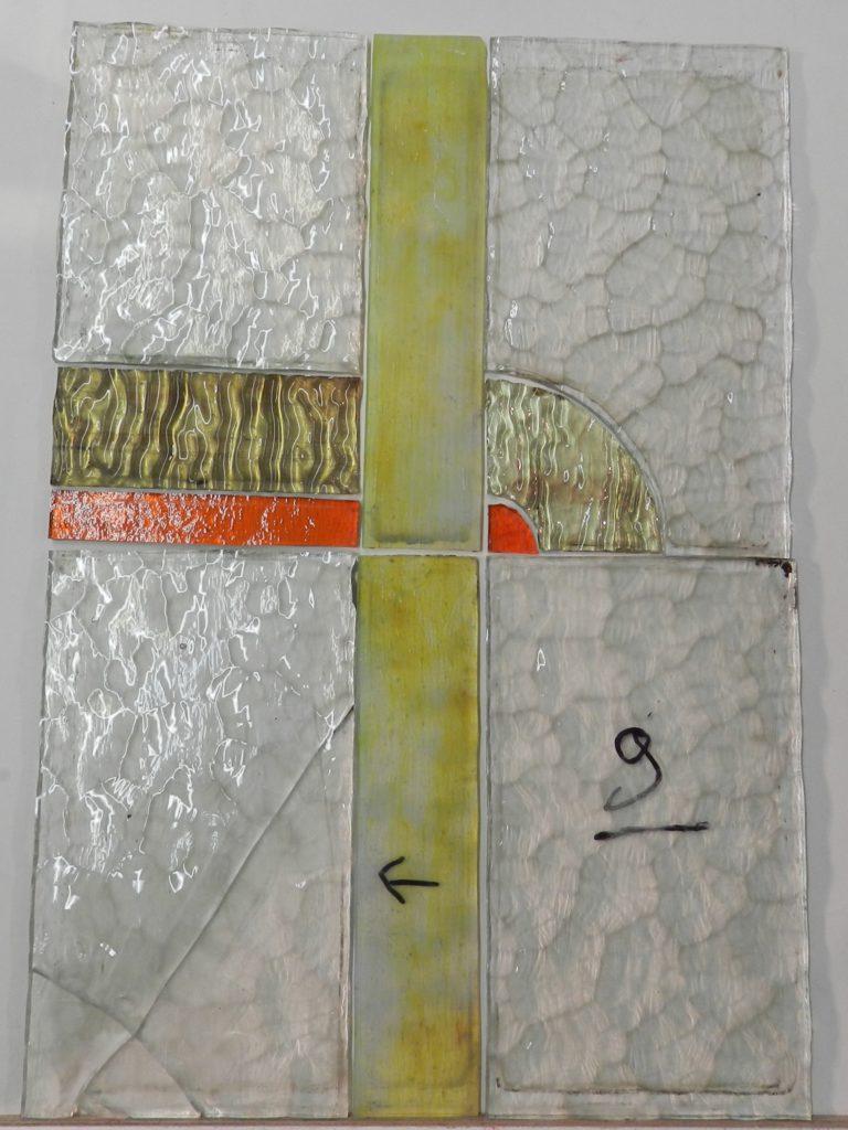 herstel glas in lood