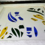 glasverven - gebrandschilderd glas