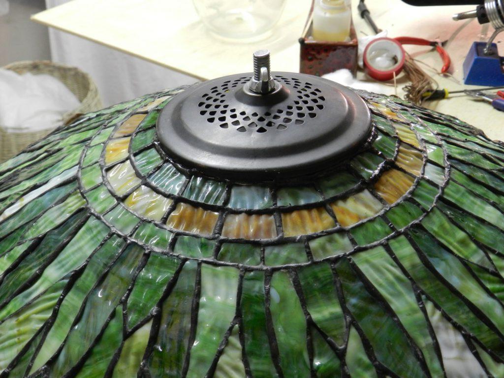 herstellen Tiffany lamp