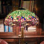 Tiffany lampenkap maken